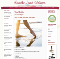 Ramblin Lamb Wellness